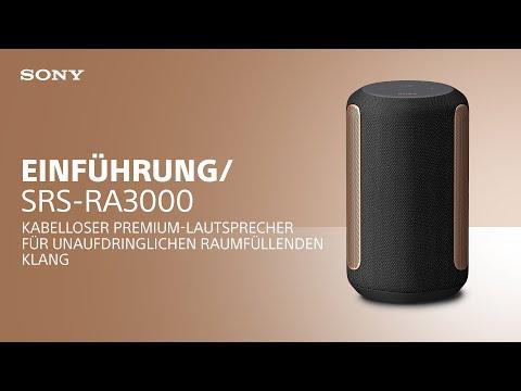 Die Kabelloser Premium-Lautsprecher SRS-RA3000 von Sony