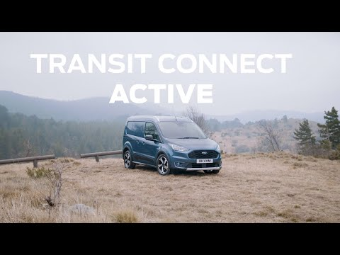 The New Ford Transit Connect Active