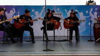 El Mariachi - San Benito High School Flamenco Ensemble (live at Disney World)