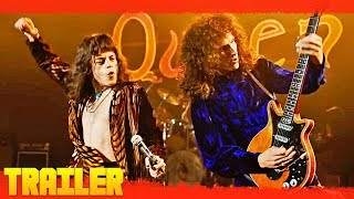 Bohemian Rhapsody (2018) Primer Tráiler Oficial Subtitulado