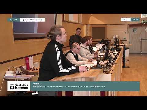 Kommunfullmäktige 2020-02-25
