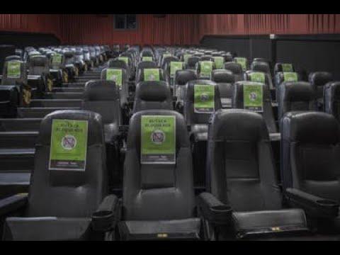 Reapertura de cines: Recorremos una sala para conocer el protocolo y saber bien cómo manejarse