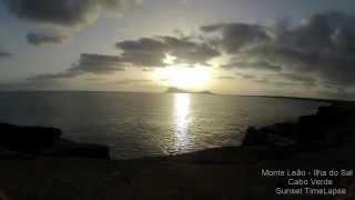 Sunset Monte Leão - Ilha do Sal - Cabo Verde
