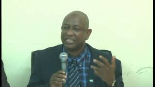 Sierra Leone Live Press Conference 15th May 2014
