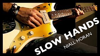 NIALL HORAN   SLOW HANDS  SYRO REC COVER