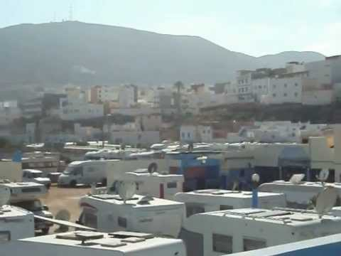 Sidi Ifni. Morocco