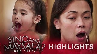 Leyna and Fina undergo DNA testing | Sino Ang Maysala (With Eng Subs)