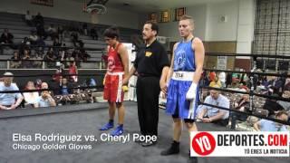 Elsa Rodriguez vs. Cheryl Pope