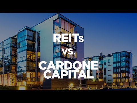 Cardone Capital Vs REITs - Real Estate Investing Made Simple with Grant Cardone photo