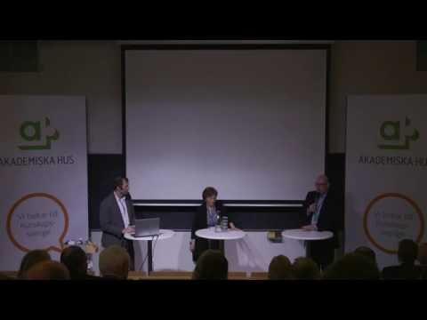 Årsstämmoseminarium: Kerstin Lindberg Göransson och Lars Alberius