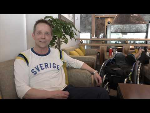 Peter Ojala hälsar sök tillgänglighetsstipendiet för 2017 nu!
