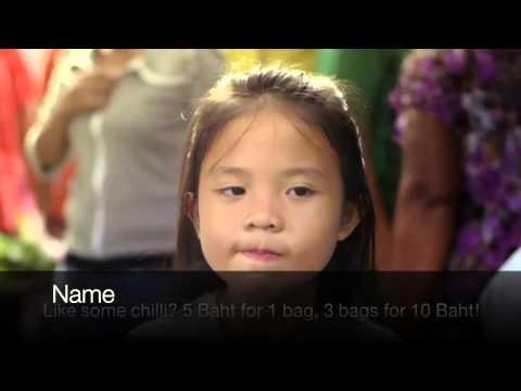 媽媽、女兒與鳳梨的故事 - YouTube