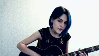 IAMX - Sorrow ( acoustic cover )