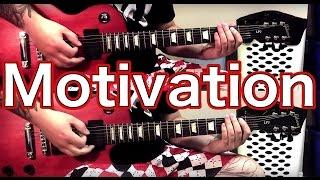 """Motivation"" Sum 41 Instrumental Cover"