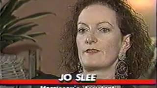 1991 Morrissey Concert Riot News Footage