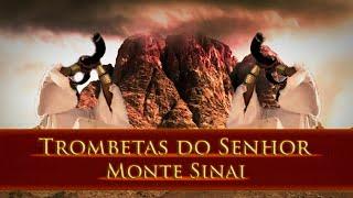 Deus - Moises - Trombetas Do Senhor - Monte Sinai - Os Dez Mandamentos -  REMIX A.C