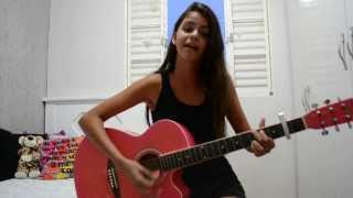 Vai e chora - Sorriso Maroto - Paolla Rosa (Cover)