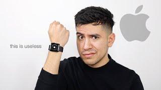 if Apple Watch commercials were honest