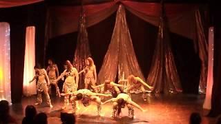Swing da cor - Daniela Mercury en teatro Terra Firme 29/12/2012