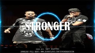 STRONGER | KANYE WEST/JAY Z Type Instrumental Beat [FREE] Uso libre