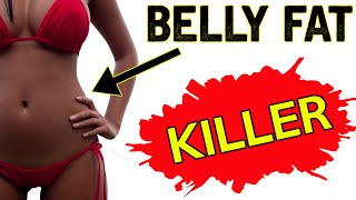 ⚡️4 Killer Lower Ab Workout For Women | Lower Belly Fat BLASTER!🔥