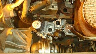 VW Golf Mk 6 2011 1.6 Tdi  EGR valve issue 03L-131-512 DQ