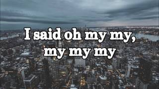 Michael Warren - Oh My My (Lyrics Video)