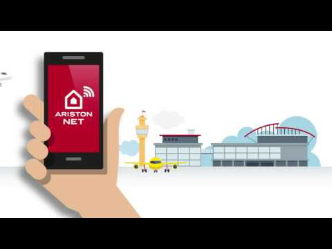 Ariston Net | Control your heating from anywhere!