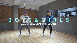 ALA Class | will.i.am - Boys & Girls (Feat. Pia Mia) | SOULDANCE 쏘울댄스