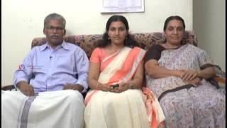 Renu Raj (second rank holder, civil service exam )