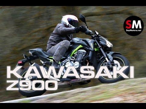 PRUEBA KAWASAKI Z900 A2 2018 [FULL HD]