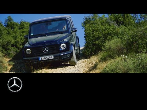 Mercedes-Benz G-Class (2018): Off-road Adventure With Jessi Combs