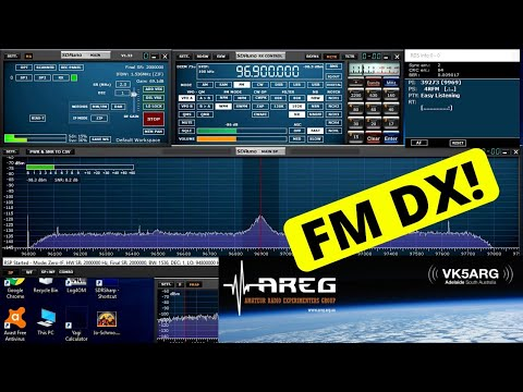 How to receive long range FM Broadcast Radio - DXing