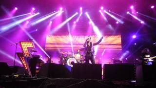 The Killers - Somebody told me - Live -Ejekt Festival 2017-Athens