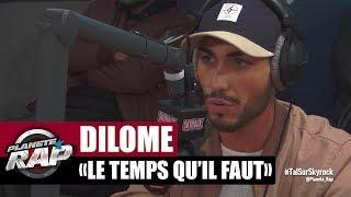 """Dilomé """"Le temps qu'il faut"""" (Cover) #PlanèteRap"""