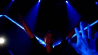 Armin van Buuren @ Armada night, ADE 2009 - Paul Webster feat. Aminda - Time (Sean Tyas Dub)