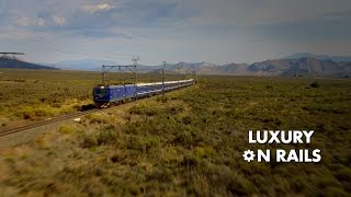 Chris Tarrant: Extreme Railway Journeys - Luxury on Rails