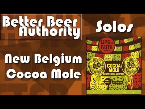 New Belgium Cocoa Mole - BBA Solos