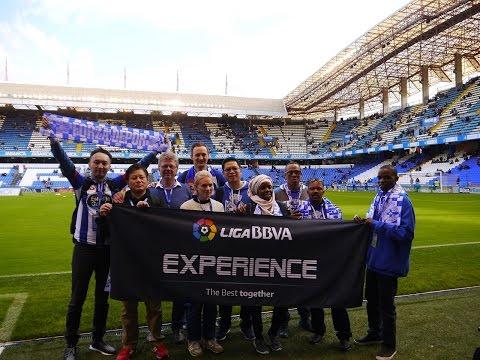 La Liga Experience, april 2016