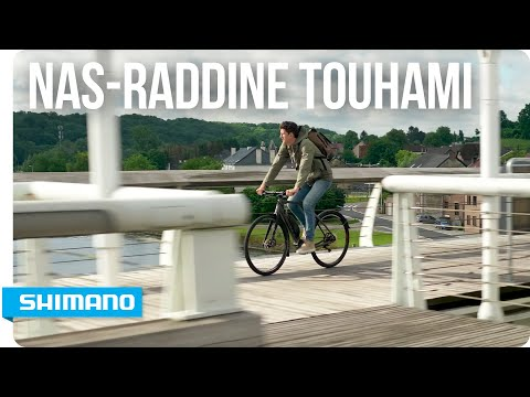Exploring Maastricht with Nas-Raddine Touhami | SHIMANO
