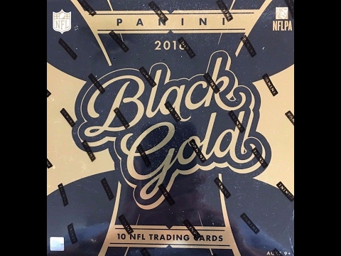 Box Busters: 2016 Black Gold Football