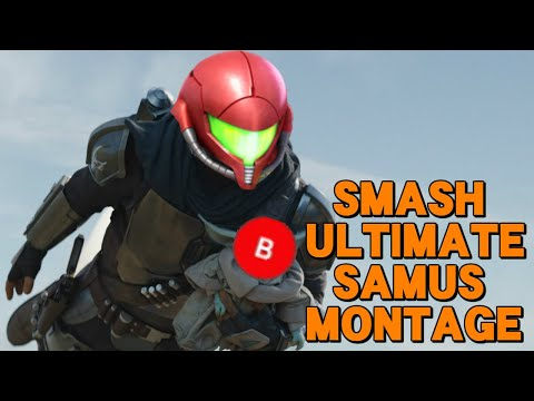 SAMUS IS BROKEN! (Super Smash Bros. Ultimate Montage)