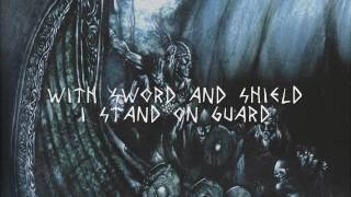 Unleashed - to Asgaard we fly (lyrics)
