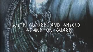 Unleashed - to Asgaard we fly (lyrics)