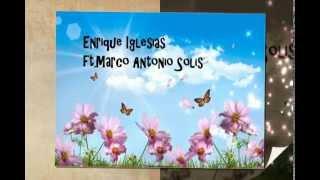 'EL PERDEDOR  FEAT. MARCO ANTONIO SOLIS  ( Con Letra )