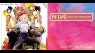 Hole-aback Girl - Gwen Stefani vs. Nine Inch Nails (Mashup)