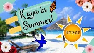 Kaya In Summer!!! a Doll Photoshoot