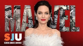 Angelina Jolie in Talks to Join MCU? | SJU
