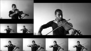 Naruto Shippuden - Man Of The World (Violin Cover)