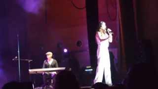 India Martinez - No me doy por vencido en Granada.29/03/14
